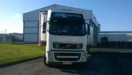 Литовской фирме не удалось отсудить у гомельского водителя 6 тысяч евро за разукомплектованный на стоянке грузовик