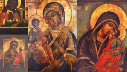 Из храма на Херсонщине украли чудотворные иконы: их нашли в Гомеле