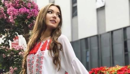 """Белорусская красавица Анастасия Лавринчук 20 ноября отправится на конкурс """"Мисс мира"""""""