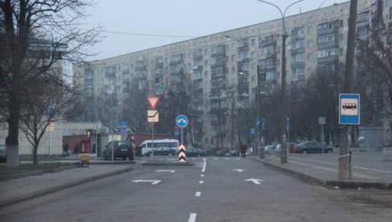 Гомельчанам на заметку: вблизи автовокзала произошли изменения в организации дорожного движения
