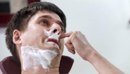 Гомельчанин пытался похитить бритву в жодинском магазине