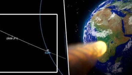 NASA объявило об астероиде – убийце городов, который может ударить 6 мая 2022 года