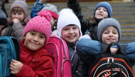 Осенние каникулы начались у белорусских школьников