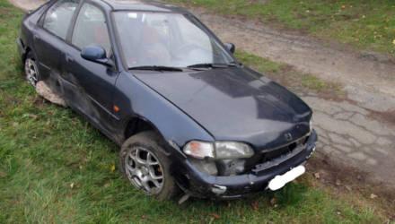 В Мозыре ранее судимый угнал авто и совершил на нём ДТП