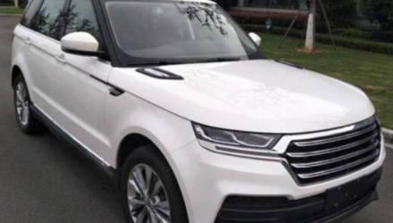Китайцы сделали точную копию Range Rover. И она дешевле оригинала в 10 раз