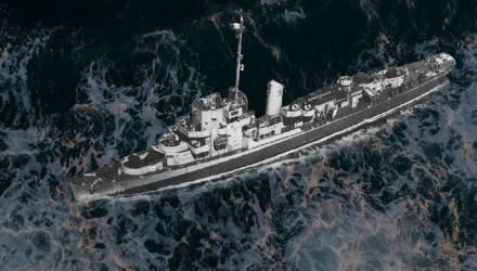 Невидимый ужас. Тайна исчезновения эсминца в Филадельфии