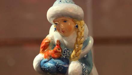 Выставка ёлочных украшений советских времён откроется 5 декабря в Гомеле