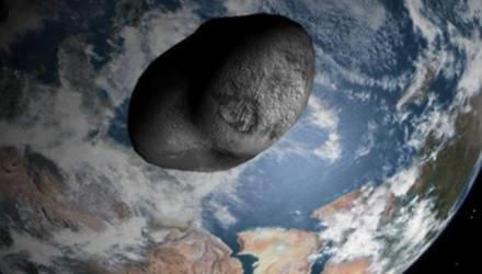 NASA опубликовало даты возможного столкновения Земли с гигантским астероидом