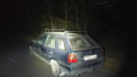 В Калинковичском районе инспекторы задержали троих мозырян с марихуаной