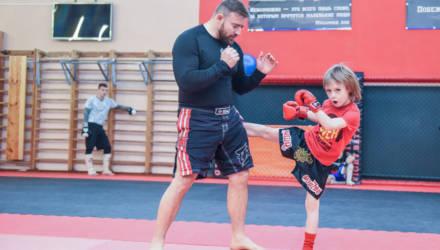 Как гомельский бойцовский клуб воспитывает чемпионов