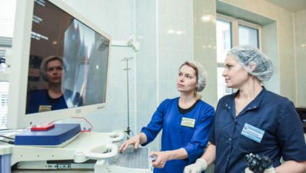 В гомельской детской областной больнице – новое оборудование