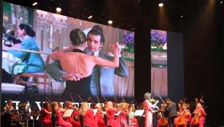Мировые саундтреки исполнил симфонический оркестр Гомельских городских оркестров