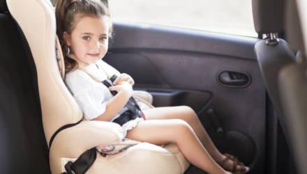 В Яндекс.Такси в Гомеле теперь можно заказать машину с детским креслом