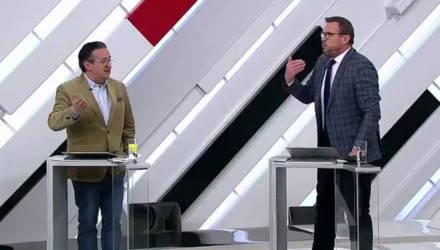 """Украинский эксперт """"отправил в нокаут"""" американца в эфире политического шоу"""