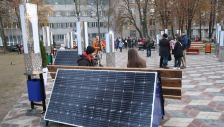 Будущие архитекторы, спроектировавшие молодежный сквер в Гомеле, надеются, что он станет популярным у горожан