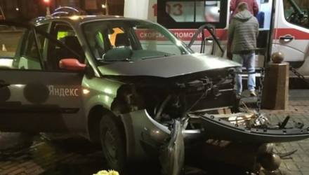 Дочь водителя такси с гомельскими номерами, попавшего в ДТП на центральном перекрёстке Минска: «У отца случился инсульт»