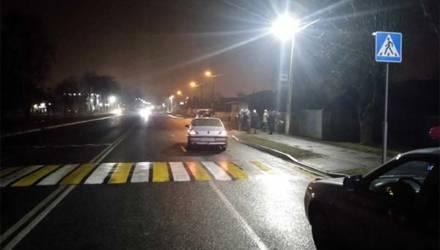 ДТП в Жлобине: пострадавший доставлен в больницу