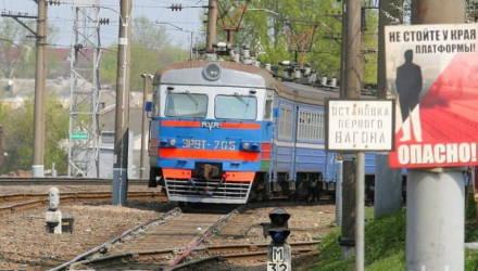 Попавший под поезд в Жлобине горожанин по предварительным данным был пьян