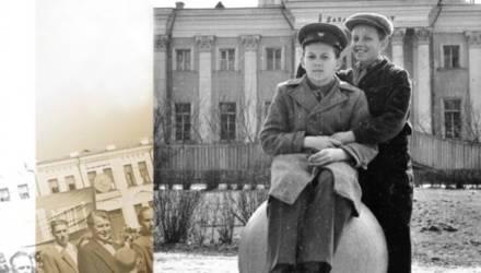 В центральной городской библиотеке имени А. И. Герцена открылась фотовыставка «Город, восставший из руин»