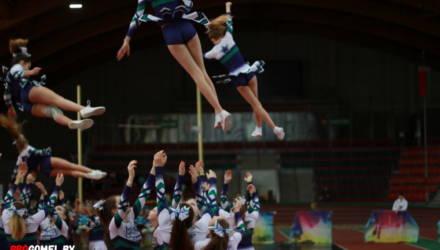 Около 300 чирлидеров соберёт фестиваль в Гомеле