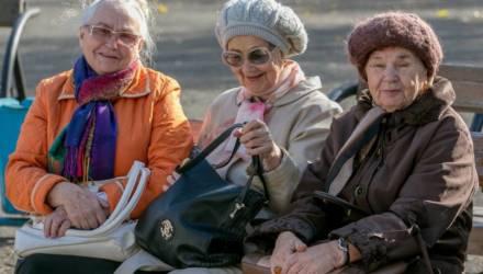Досрочная выплата пенсий за 7 ноября началась в Беларуси