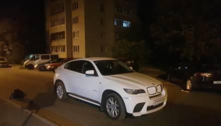 В Гомеле завершено расследование дела о нападении на владелицу BMW