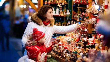 Ёлки, игрушки и глинтвейн. Где в Гомеле пройдут новогодние ярмарки