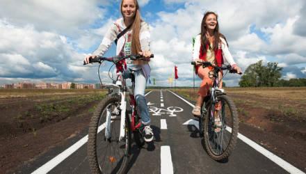В Гомеле активисты хотят связать велодорожками более 200 км маршрутов