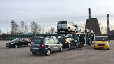 """""""Многодетная семья поможет..."""" Сколько льготники просят за растаможку авто?"""
