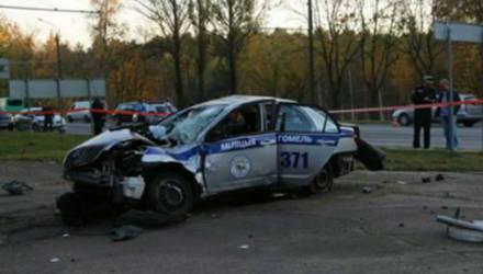 В Гомеле суд начинает рассматривать дело о ДТП с участием автомобиля ГАИ и BMW