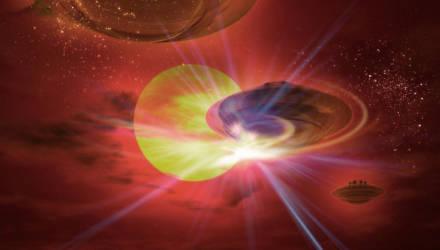 Тайна небесного боя. Как НЛО устроили дуэль над Кольским полуостровом