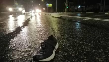 Гомельская ГАИ просит отозваться очевидцев 4-х ДТП: пешеходам были причинены телесные повреждения