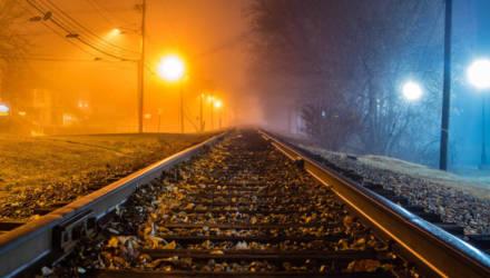 Поезд сбил парня в Петриковском районе