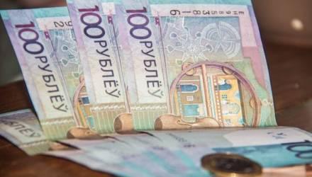 Белстат: средняя зарплата в Беларуси в ноябре составила 1113,1 рубля