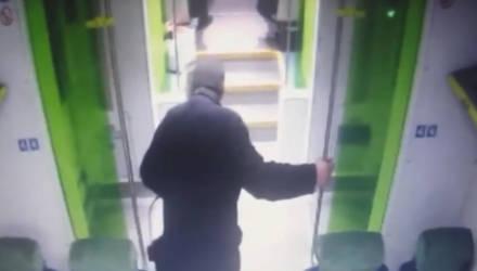 Пассажир поезда Гомель-Могилёв украл сумку у женщины