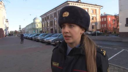 В предвыходные и выходные дни сотрудники ГАИ на Гомельщине пресекли 1645 нарушений ПДД