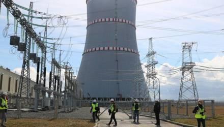 На первом блоке БелАЭС началась горячая обкатка реакторной установки