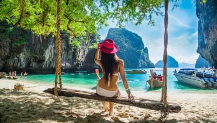 Таиланд объявил о скидках до 70% для туристов, которые покажут паспорт