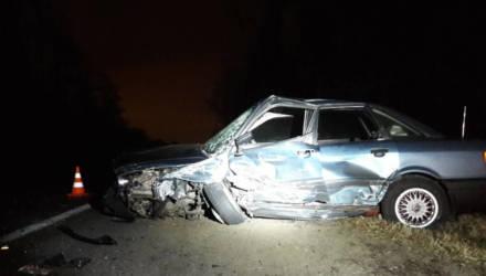 """""""Авто в хлам"""". На Черниговской трассе под Гомелем произошла серьёзная авария – есть пострадавшие"""