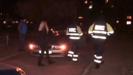 На Гомельщине журналисты «дежурили» вместе с инспекторами ГАИ – видео