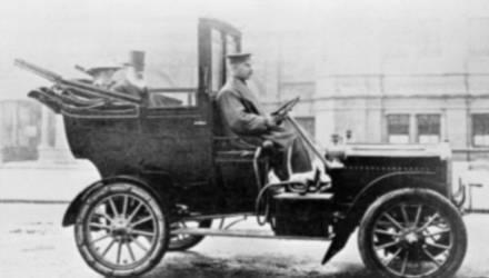 История первого белорусского таксиста