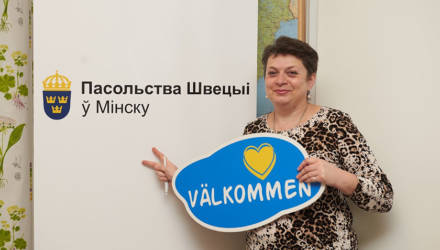 Гомельская зоозащитница поговорила с послом Швеции о «летних котятах»
