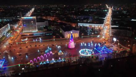 Пати-программа «Ёлкин dream» приглашает гомельчан и гостей города встретить Новый год