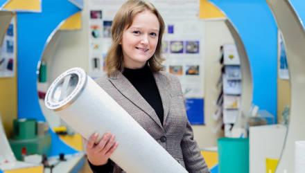 Девушка с характером. 27-летняя гомельчанка Виктория Шумская разрабатывает уникальные фильтры