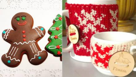 Снежинки, пряники, щелкунчики. Какие подарки предлагают гомельские ремесленники к Новому году