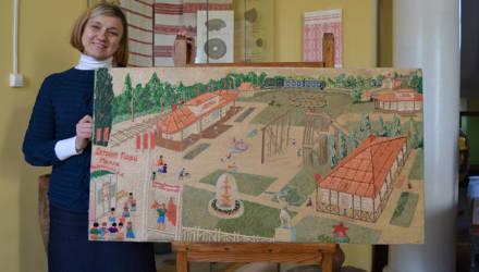 Первую Детскую железную дорогу в Беларуси построили в Гомеле