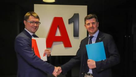 Гомель и Жлобин станут первыми городами, где для абонентов А1 будет доступна технология 4G