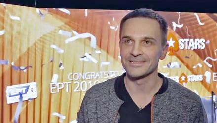 Белорус выиграл турнир по покеру и получил 1 миллион евро призовых