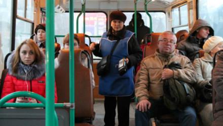 В Гомеле и области с 15 декабря дорожает проезд в городском и пригородном транспорте