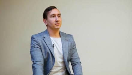 Константин из Гомельской области: Если моя девушка захочет иметь потомство, она может уйти
